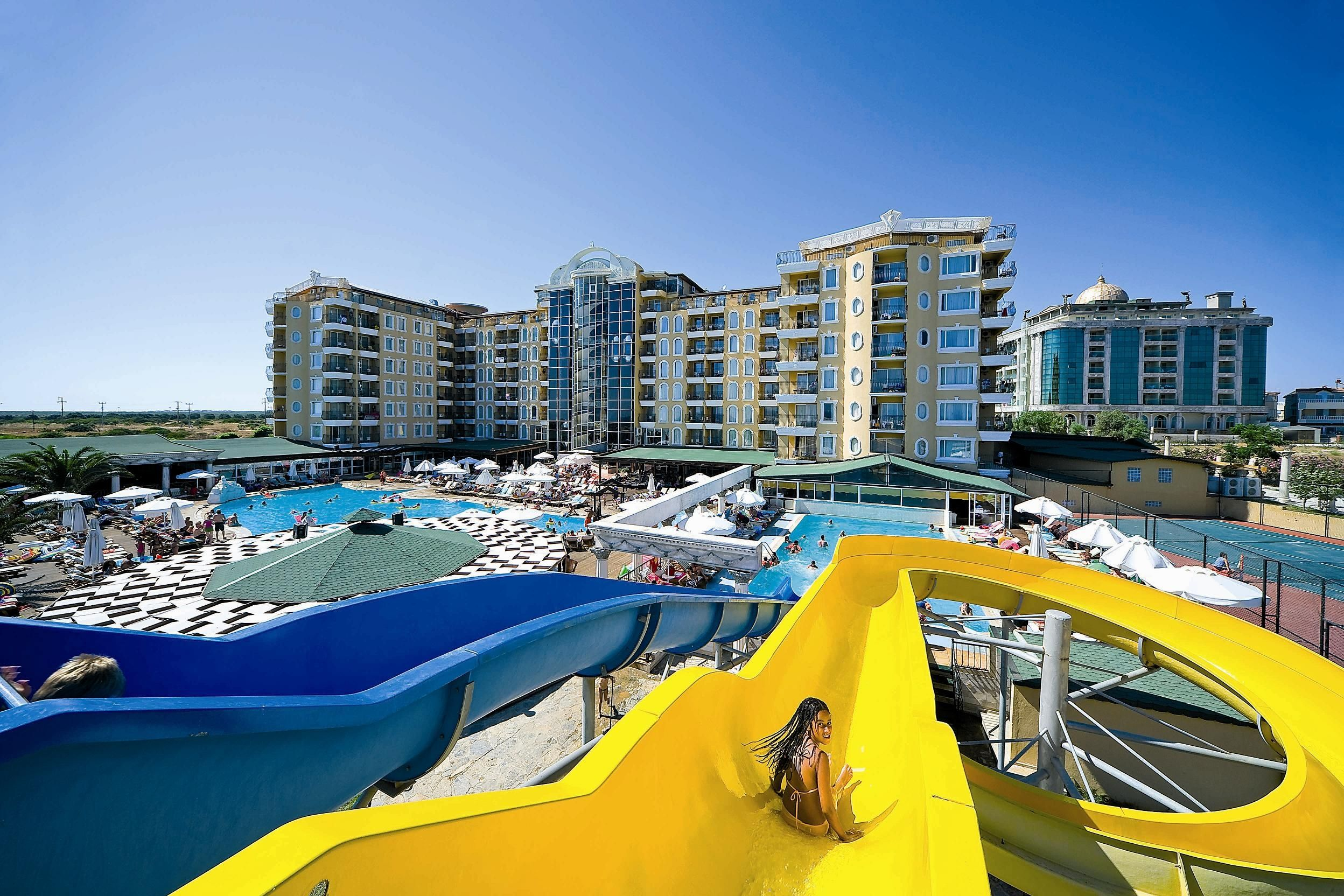Beach Hotel Altinkum Didim Beach Resort Turkey places to stay