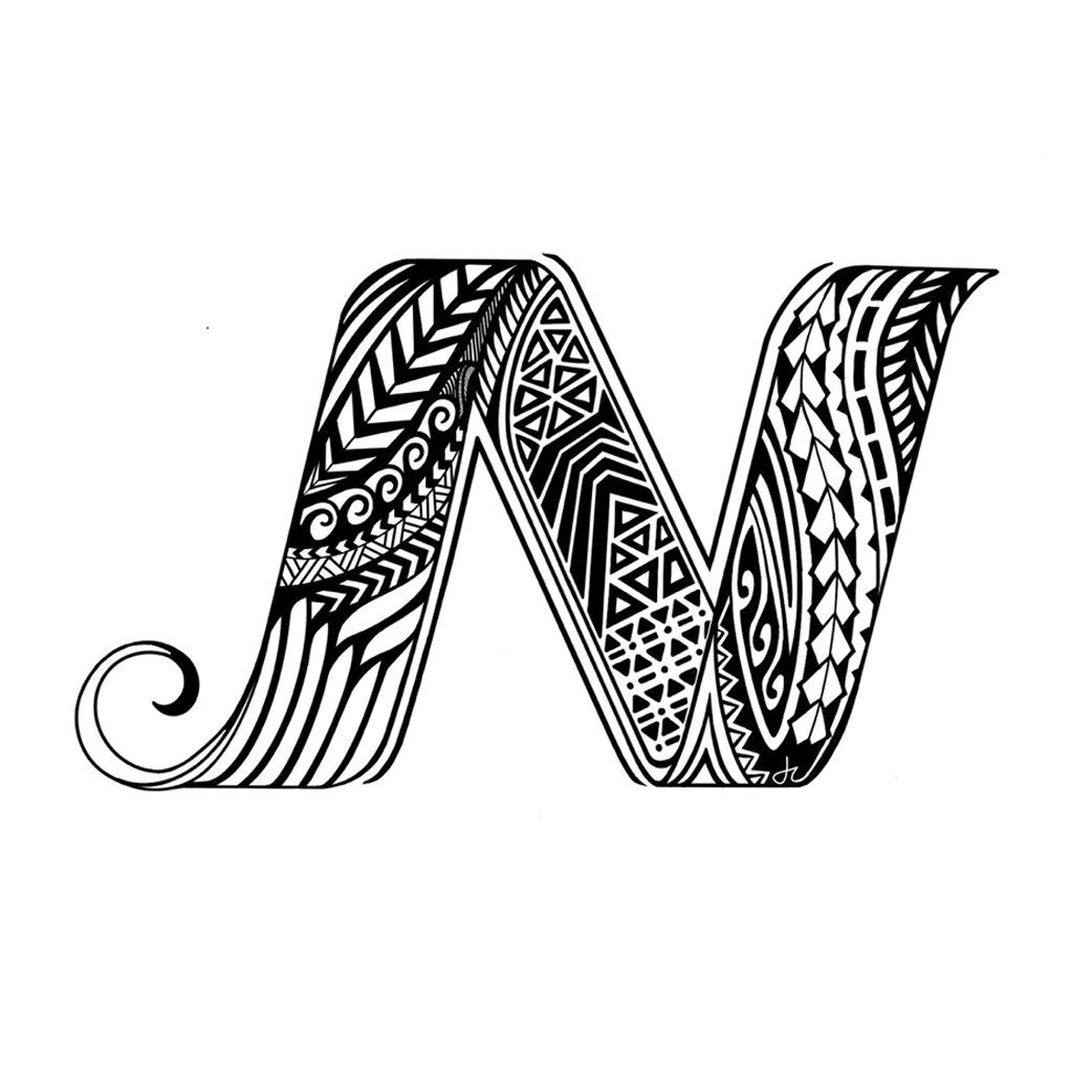 38++ Cute letter n coloring page ideas