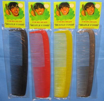 #TheBeatles Comb