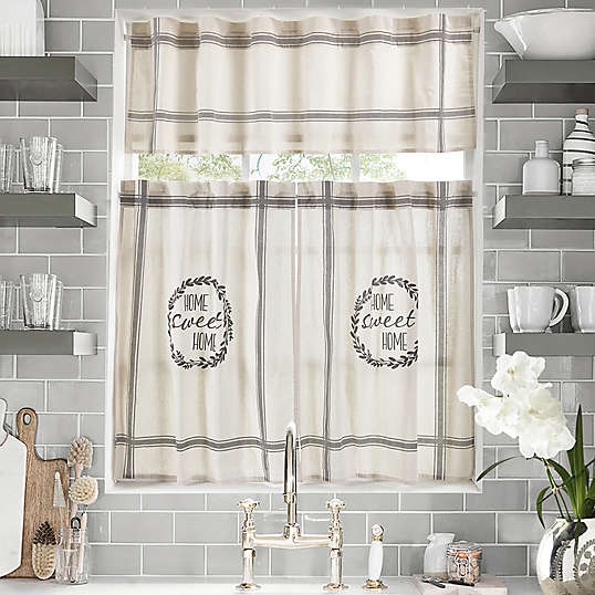 Farmhouse Decor Bed Bath Beyond Farmhouse Kitchen Curtains Kitchen Window Curtain Kitchen Window