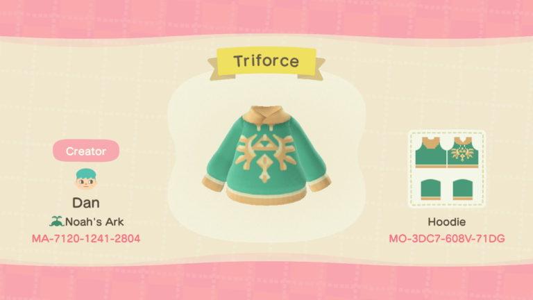 Triforce - Custom Crossing