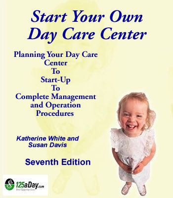 How can someone open a day care business?