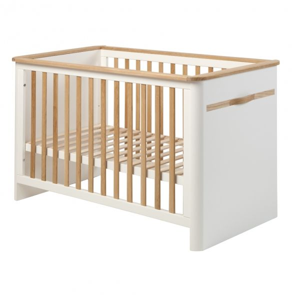 Modern CotBed to Junior Bed This baby cot features modern design