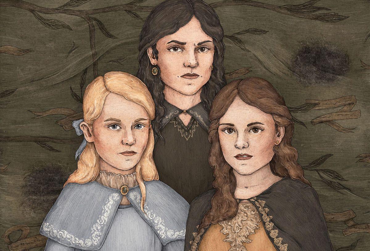 Unsung Heroes Andromeda Tonks Harry Potter Artwork Harry Potter Fan Art Black Sisters