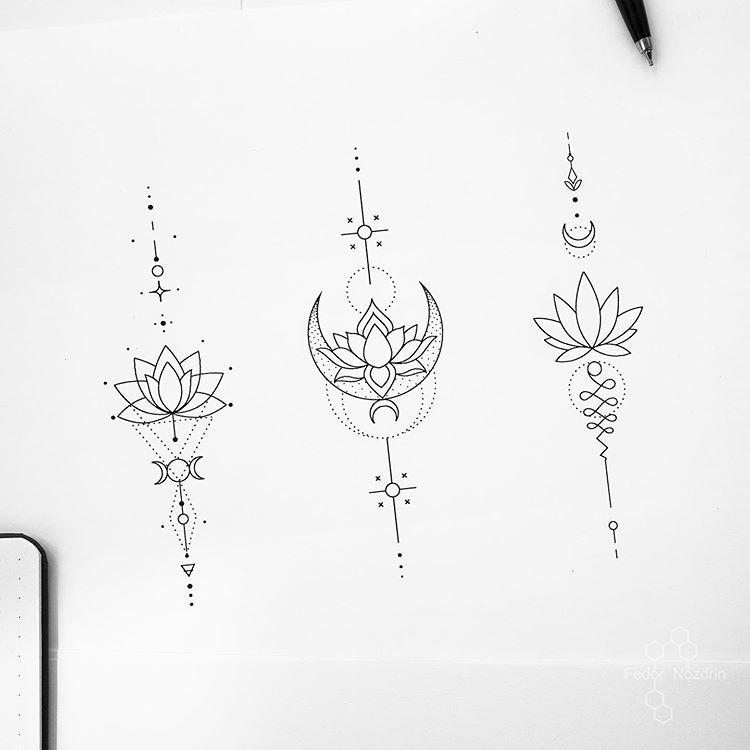 Pin On Tattoo Unalome
