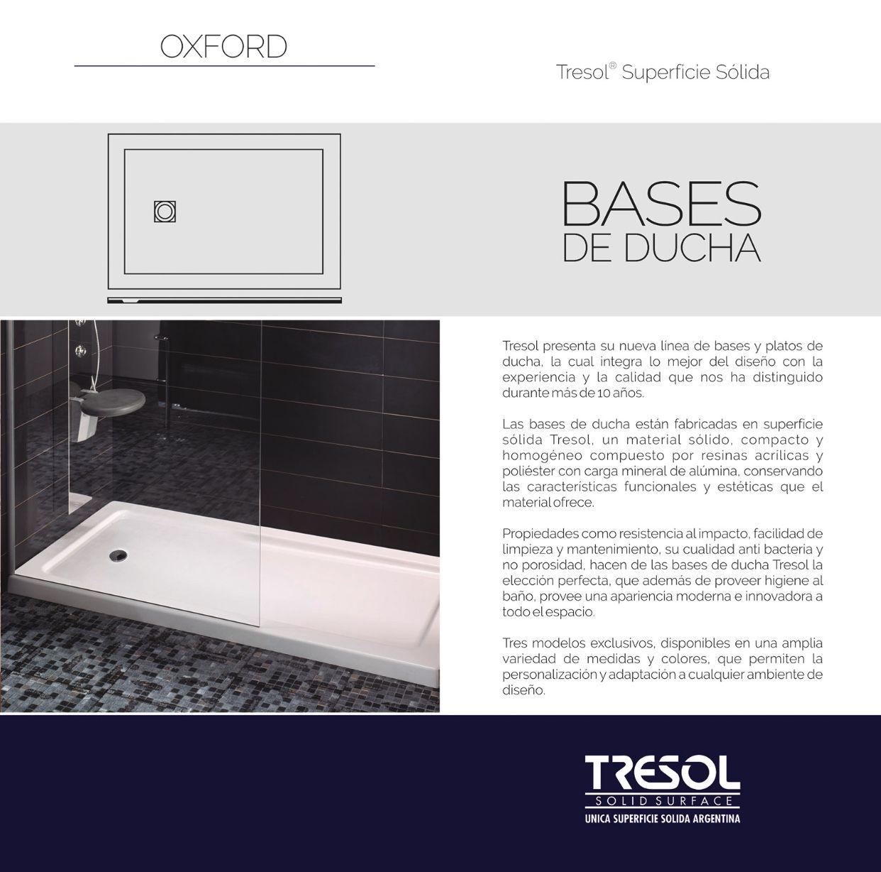 Platos De Ducha Argentina.Pin De Tresol Solid Surface En Tresol Shower Trays