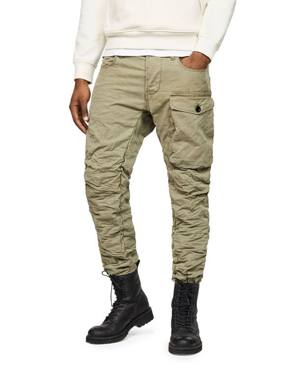 Tendric 3D Tapered Fit Cargo Pants in 2020 | Cargo pants men