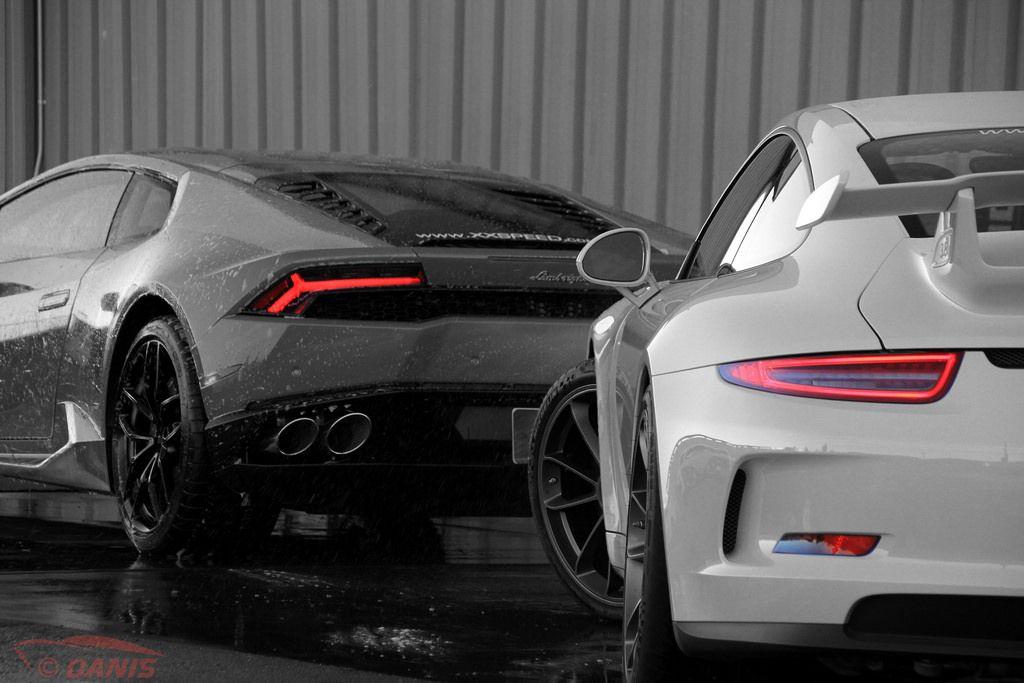 Supercars Photography Crash Test Brake Light By Danis