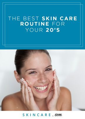 The 5 Skin Care Products You Need In Your 20s Morning Skin Care Routine Skin Care Routine Steps Best Skin Care Routine