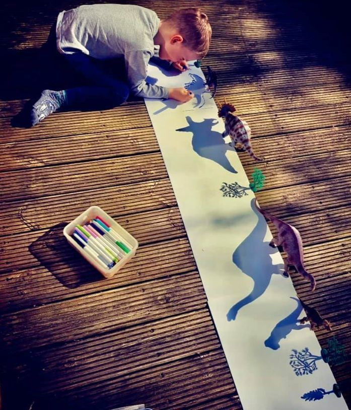 Photo of How to Make Shadow Art With Kids