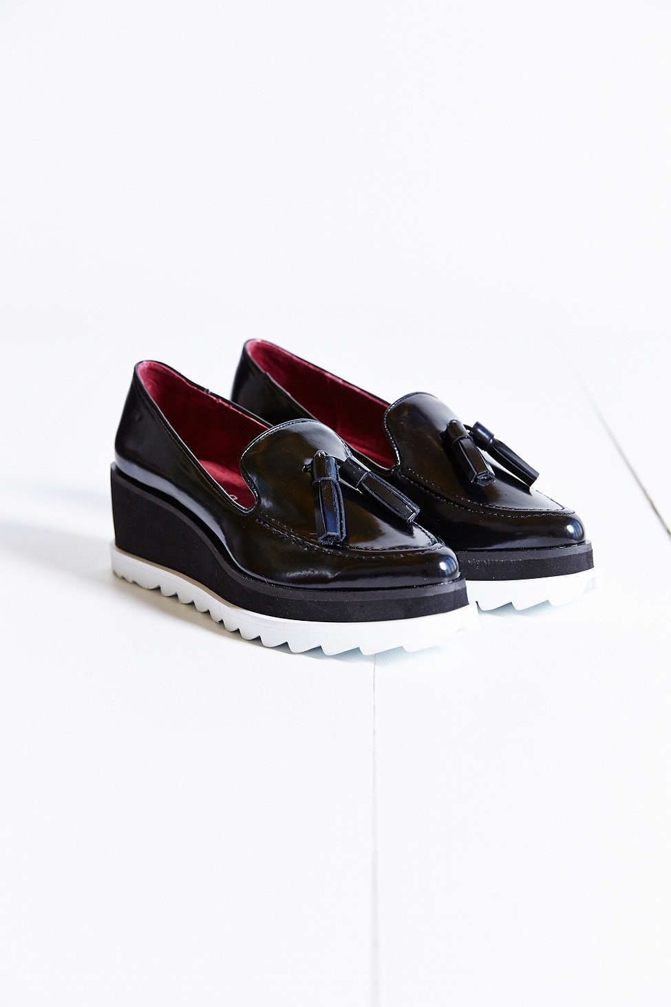 Sixtyseven Harlow Platform Loafer - Urban Outfitters   wshlst ... 2714126b695f