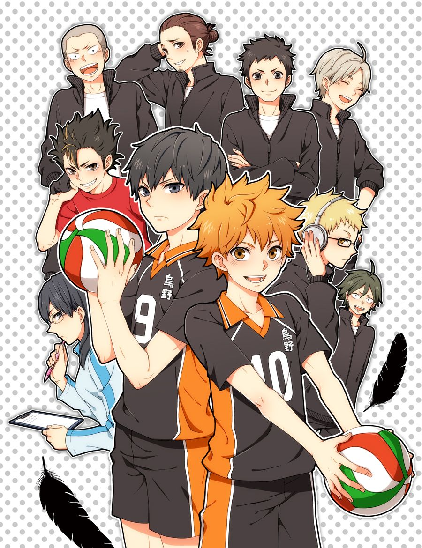 Haikyuu!! anime pics Pinterest Haikyuu, Anime and Manga