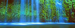 The colors just work, I love it!  The Lough Road - Mossbrae Falls