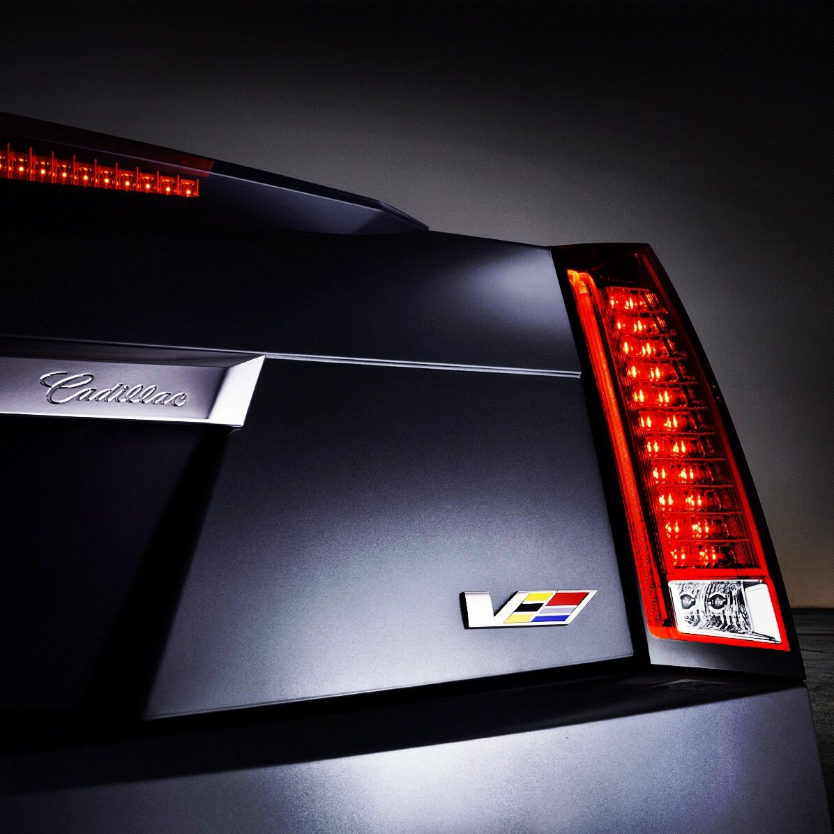 Pin On The Cadillac CTS-V