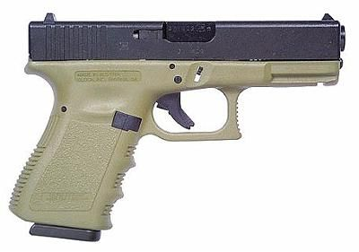 My First Ever Gun Purchase Years Ago Glock 23 40 Cal In Od Green