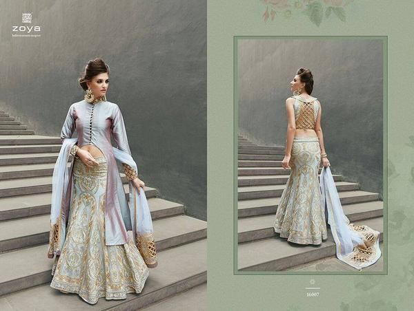 9f7922ee8d9 Shop Online Designwer Imported Western New Bollywood Style Dresses. A party  essential Indo - Western dress by Crystal Zoya.
