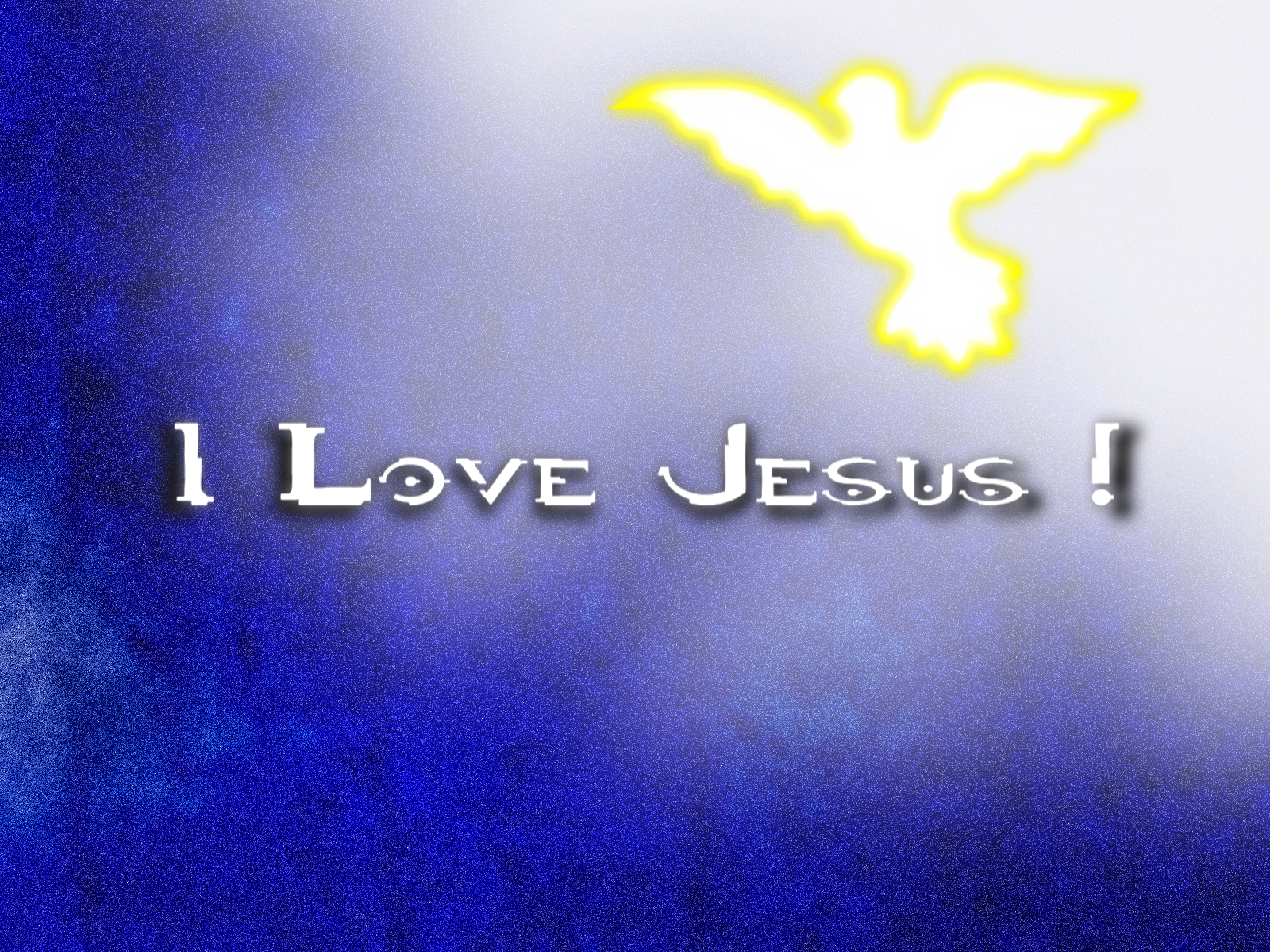 I Love Jesus Christ Wallpaper