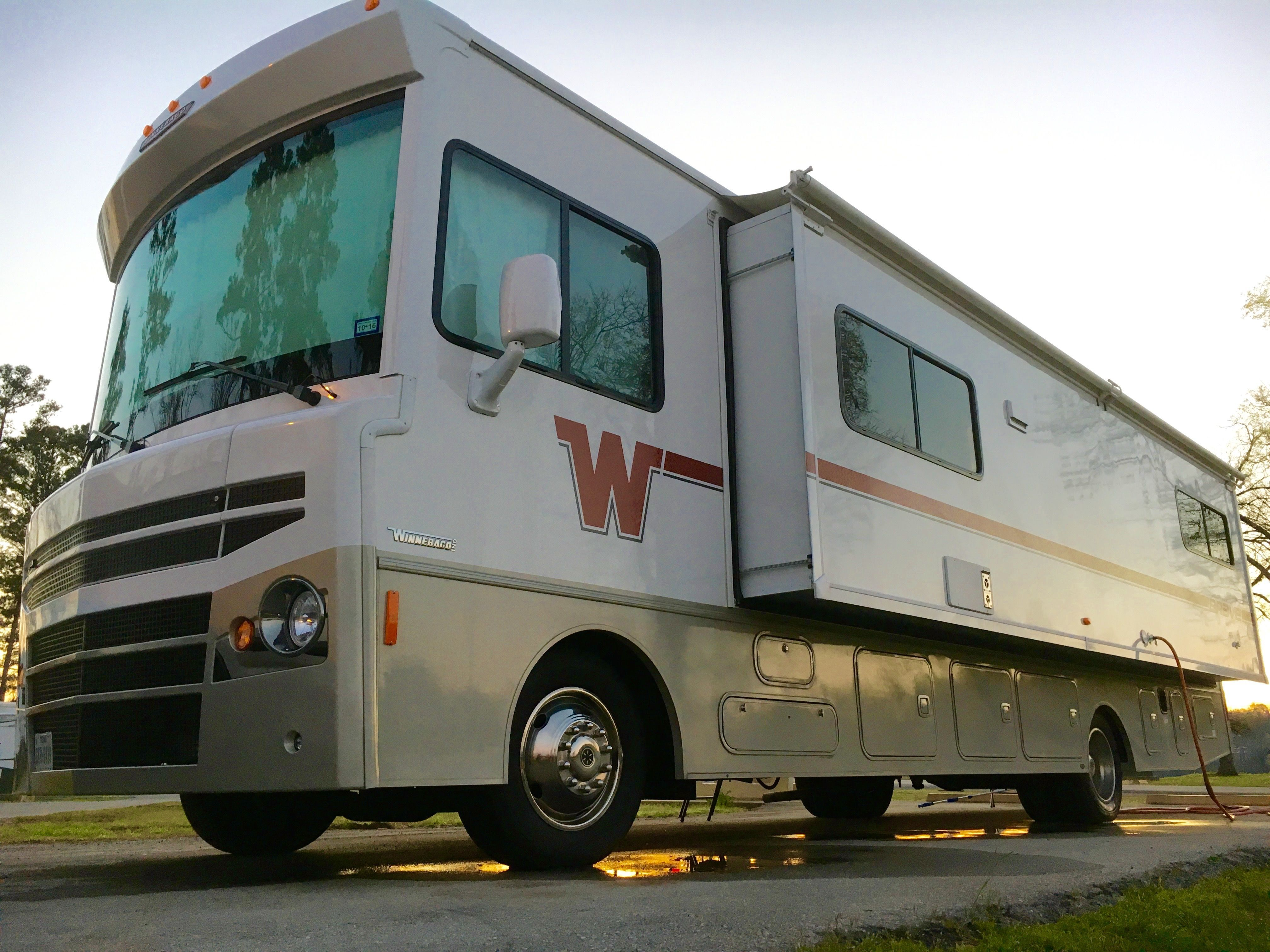 Before we started RVing I didn t know RV memberships were a thing