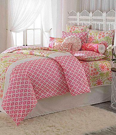 Dena Home Quot Ikat Blossom Quot Bedding Collection Dillards Com