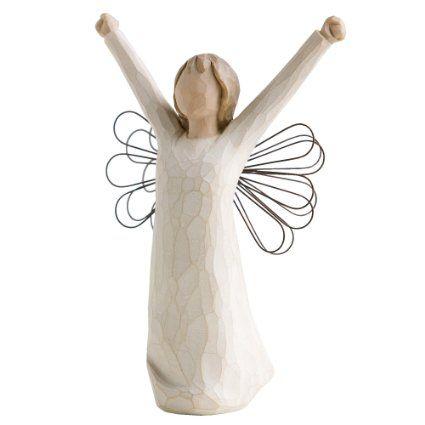 Amazon.com - Willow Tree Courage - Collectible Figurines