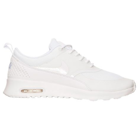 Women's Nike Air Max Thea Running Shoes - 599409 599409-101| Finish Line.  White ...