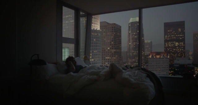 Room/Window aesthetics City view apartment, Apartment