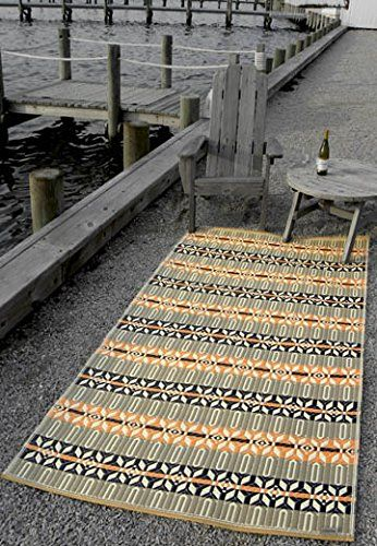 Moraccan Brick Outdoor Mat By Mad Mats