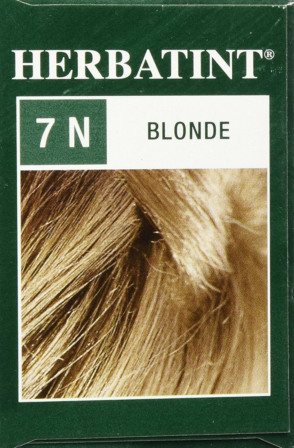 Herbatint Hair Color 7n Blonde 456 Fluid Ounce Check This
