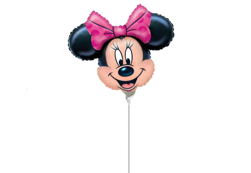 "XL Disney 27/"" Mickey Mouse Head Foil Mylar Disneyland Birthday Party Balloon"