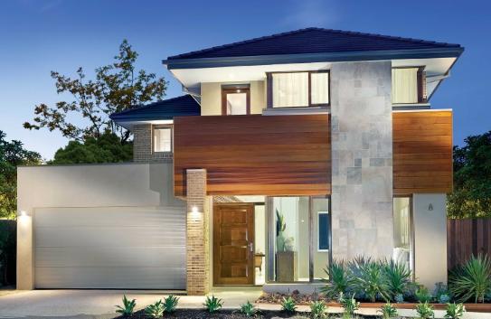 Fachada casa pesquisa google arquitetura pinterest for Imagenes casas modernas