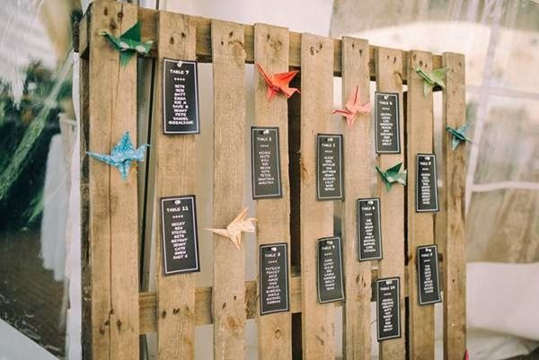 20 Stylish Seating Charts to Greet Your Reception Guests Seating - wedding charts
