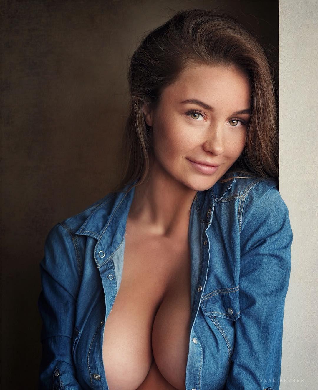 Профессиональные фото красивых девушек с большой грудью 2