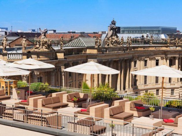 15 Best Rooftop Bars In Europe Feel Desain Your Daily Dose Of Creativity Best Rooftop Bars Hotel Rooftop Bar Rooftop Bar