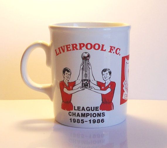 LFC Double Winners Mug