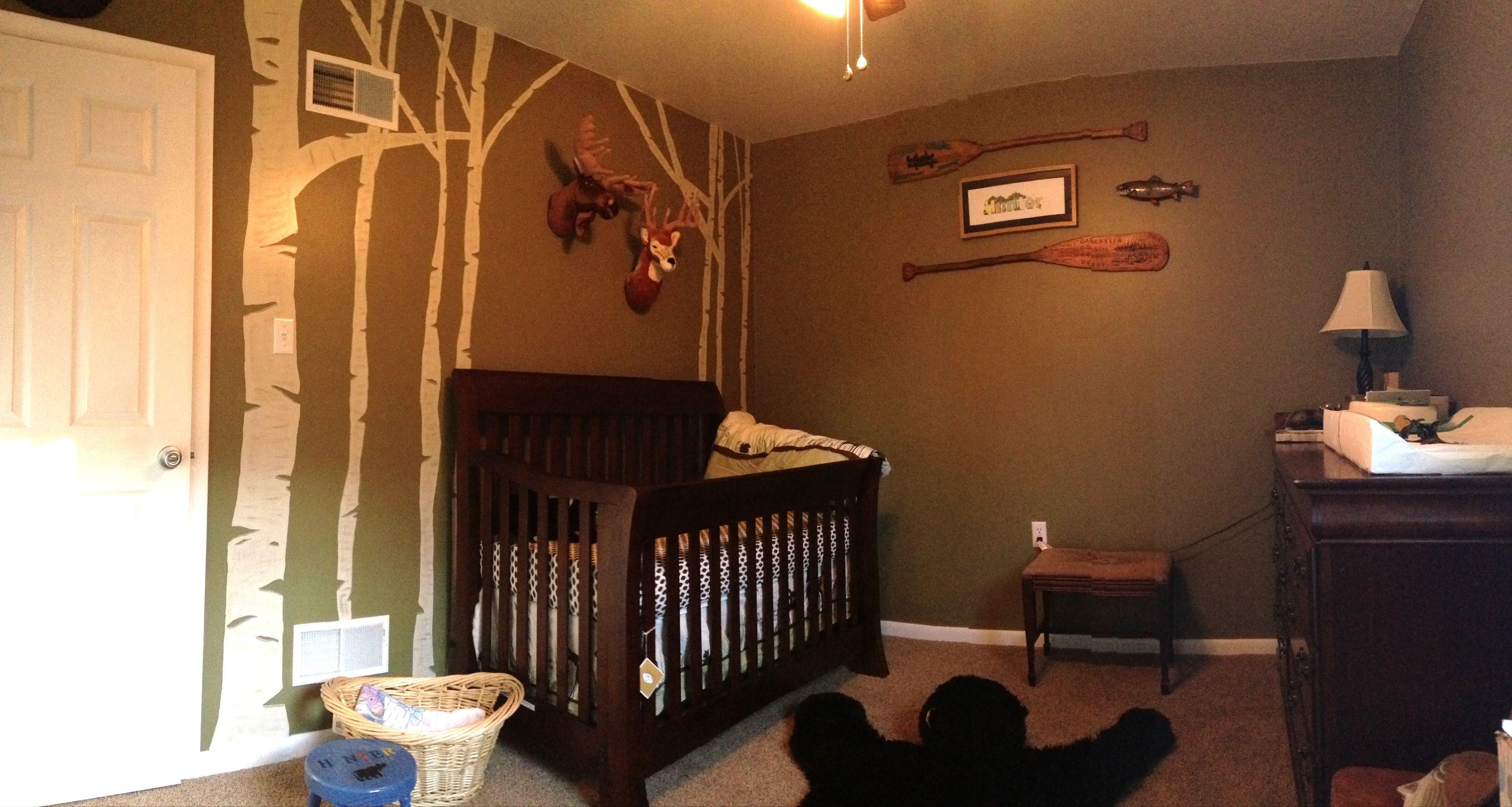 Hunters Room Newborn Hunting Theme Baby Boy Room Decor Boy