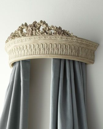 Bed Crowns and Canopies Fit for a Princess & Bed Crowns and Canopies Fit for a Princess | Bed crown Crown and ...