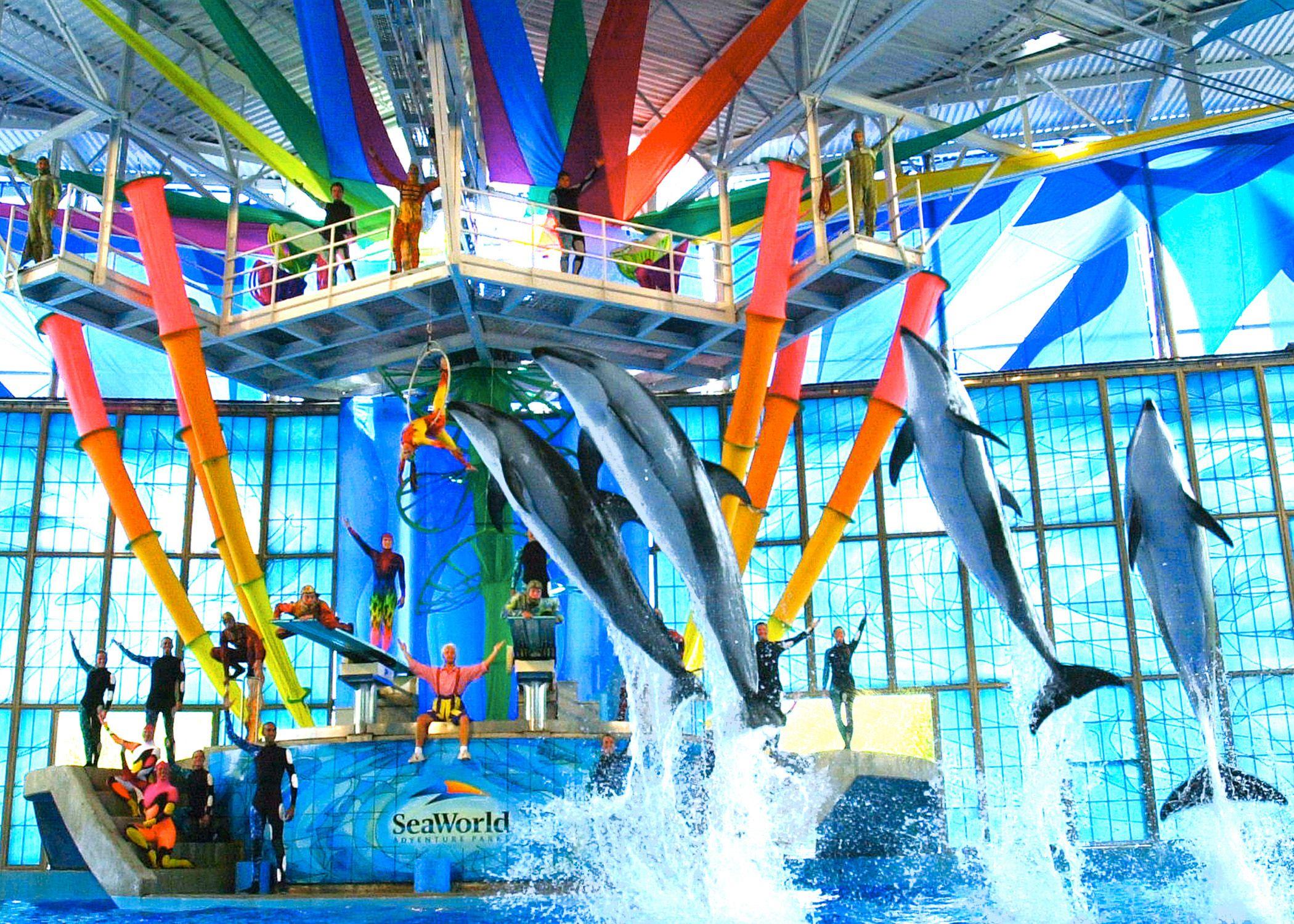 Thetouroperator Com Seaworld San Antonio Vacation Trips Travel Sights