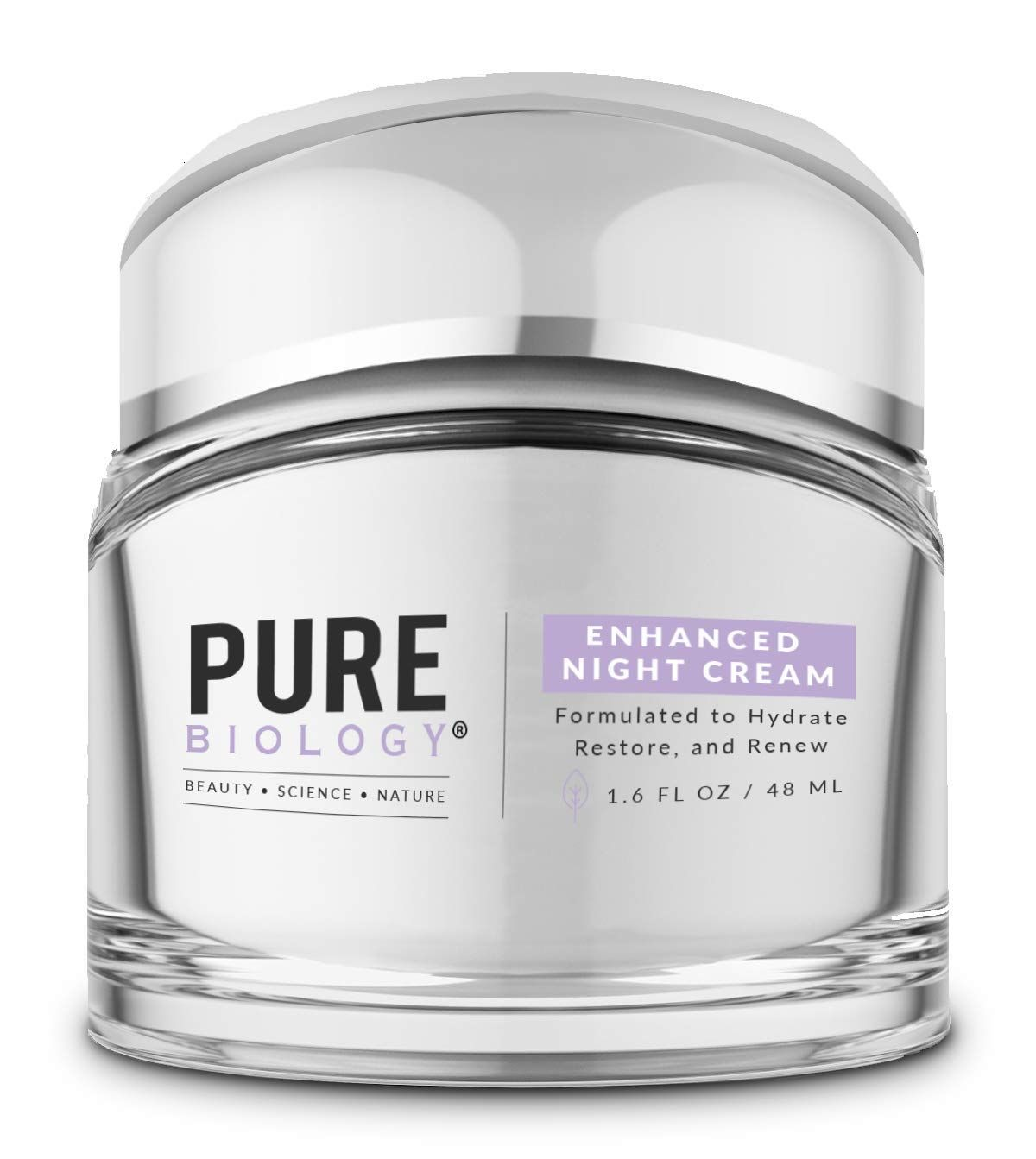 Pure Biology Premium Night Cream Face Moisturizer With Clinically Studied Syn Coll In 2020 Anti Aging Face Cream Face Cream For Wrinkles Face Moisturizer
