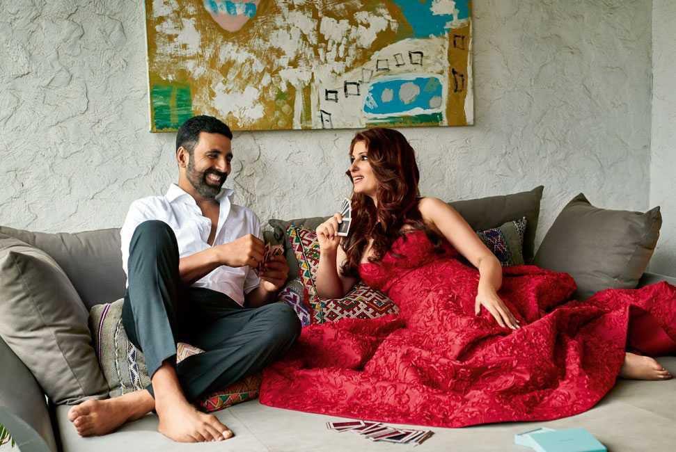 Celebrity homes twinkle khanna and akshay kumar   artful mumbai abode vogue india culture also chhavi taneja chhavi on pinterest rh