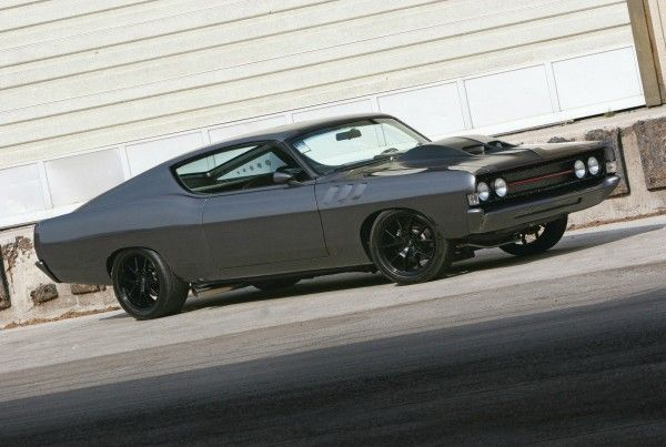 513hp 1969 Ford Torino Gt Fastback The Real Breath Taker With