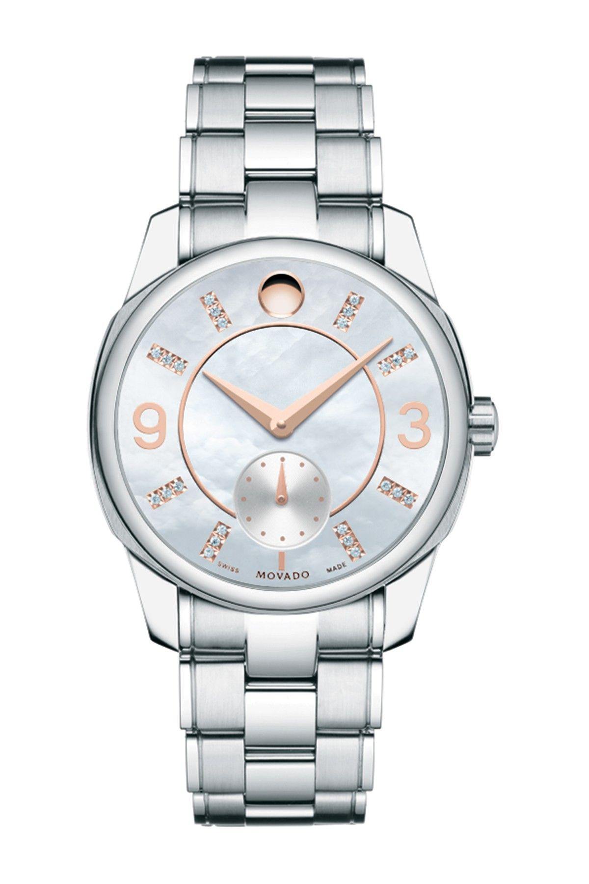 Women's Swiss Quartz Diamond Watch