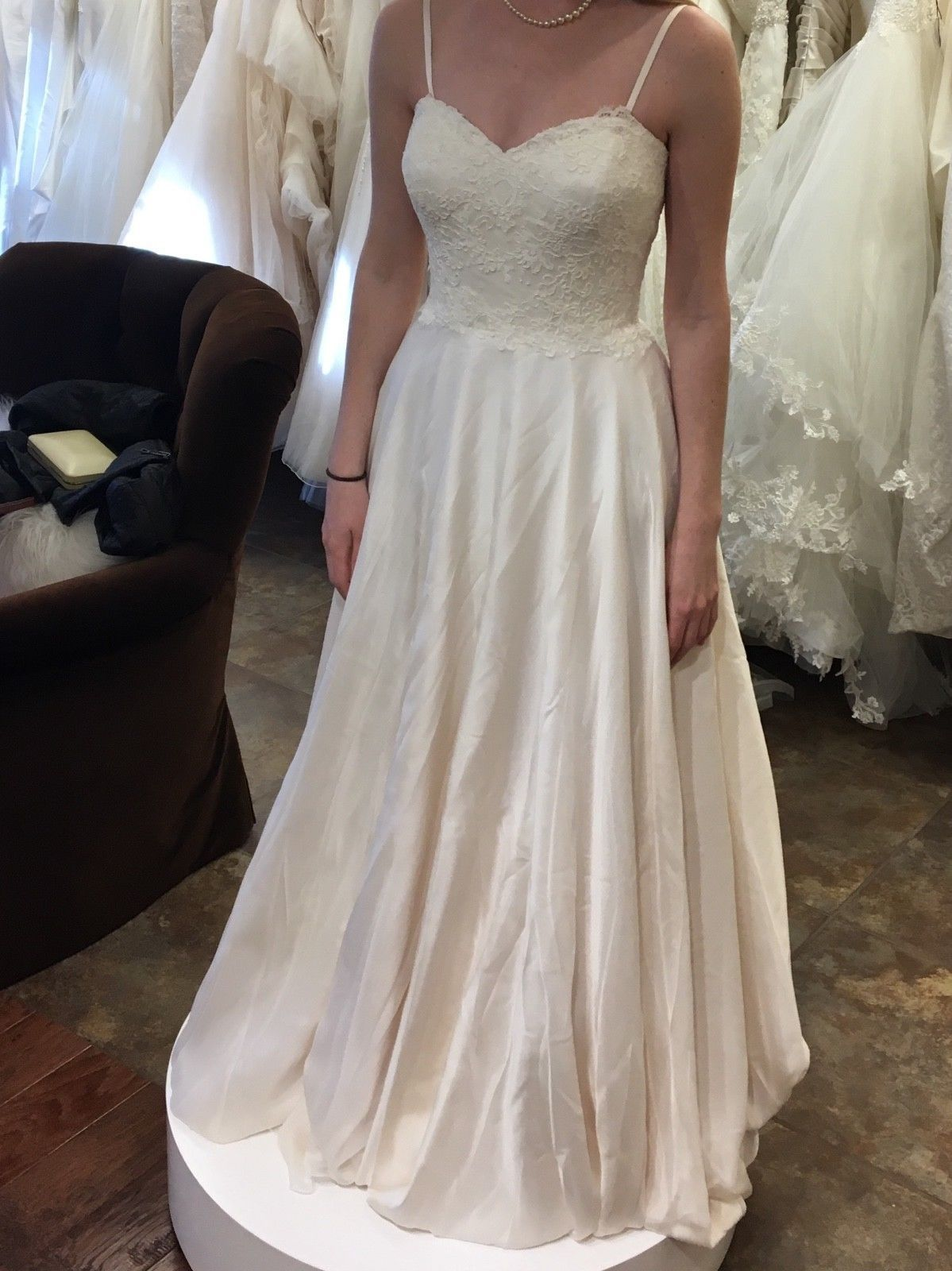 Size 6 wedding dress  Justin Alexander wedding dress New  Size   Wedding dress