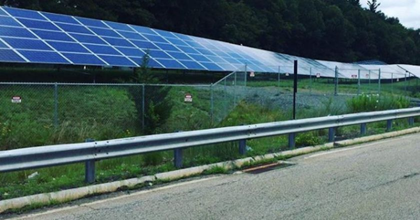 A Company Is Trying To Build The First Sustainable Highway Sustainability Building Go Green