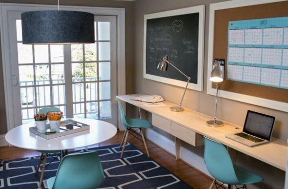 Aménagement Bureau À Domicile aménagement bureau à domicile pratique - 20 exemples | pinterest