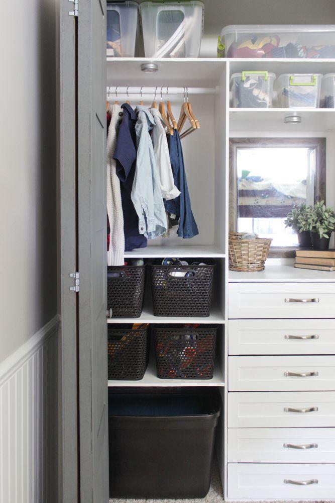 9 Creative Ways To Add Storage To A Small Space Shades Of Blue Interiors Diy Bathroom Design Diy Bathroom Small Closet Organization