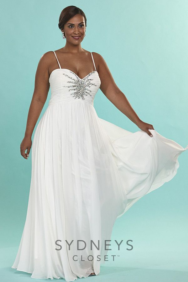 19 Plus Size Wedding Dresses-For Our Curvy Girls | Wedding dress ...