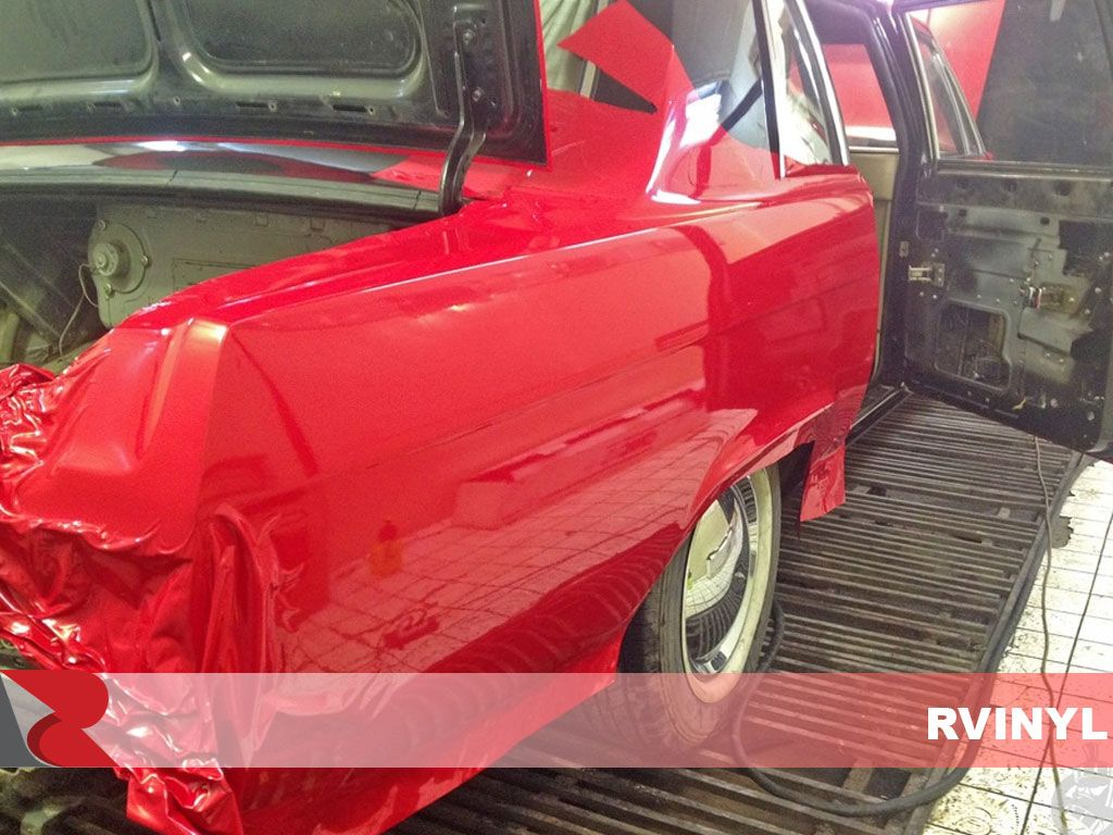 Upgrade and restyle your ride with this oracal 970ra chili premium wrapping film and enjoy its high gloss freshly painted good looks