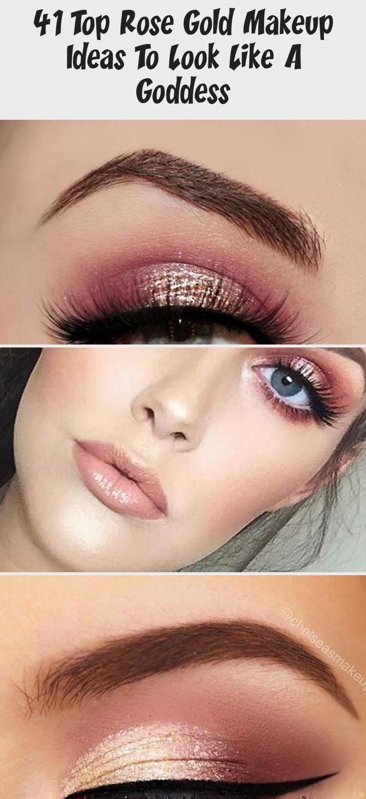 Photo of 41 Top Rose Gold Makeup Ideas To Look Like A Goddess – MaKeUp