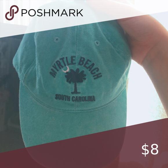 Myrtle Beach Hat In 2020 Beach Hat Myrtle Beach Myrtle Beach South Carolina