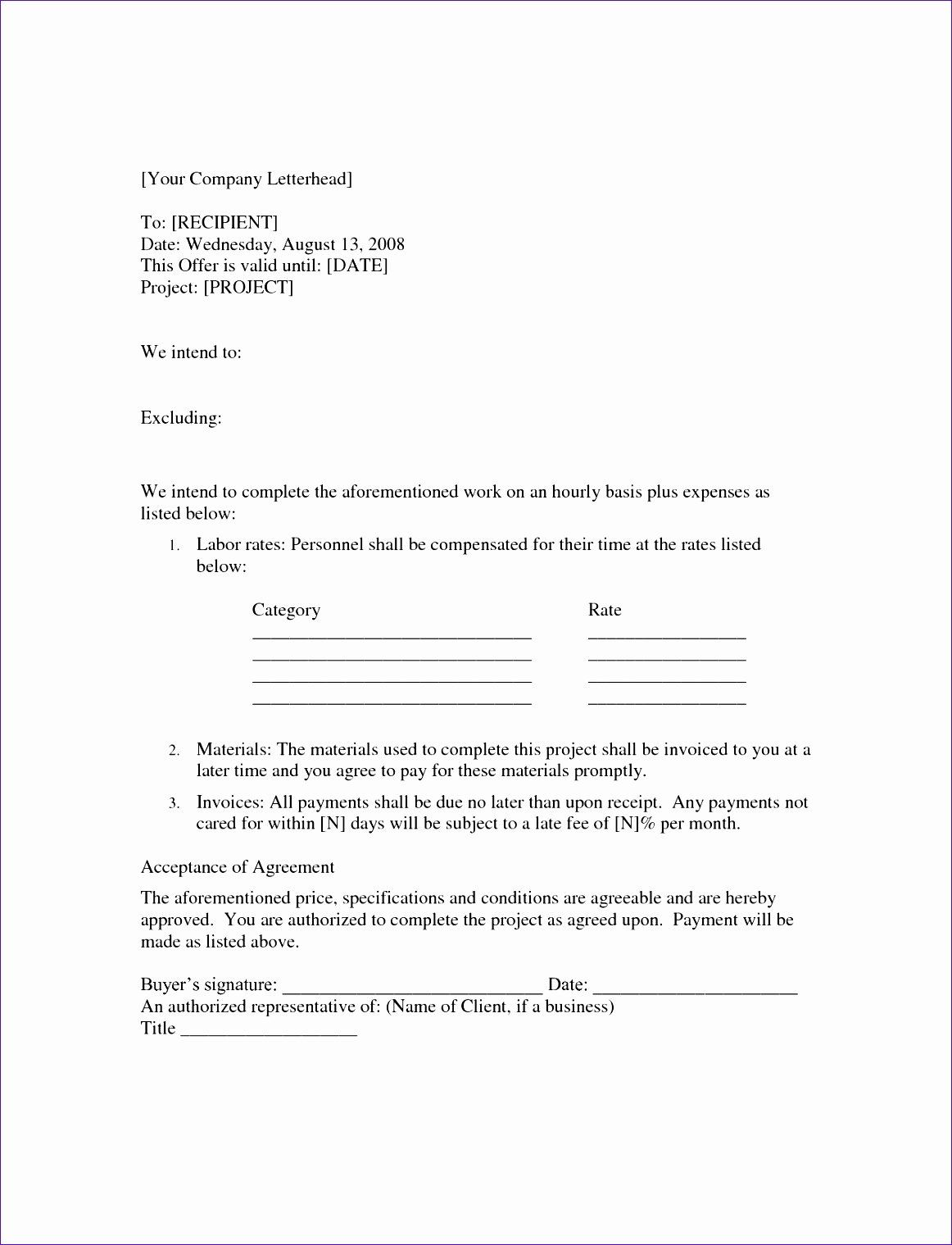 Time And Materials Contract Template Best Of 10 Excel Pay Stub Template Exceltemplates Exceltemplate Contract Template Company Letterhead Templates Free Design